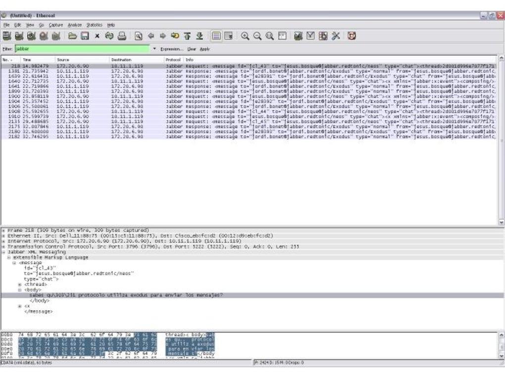 Download wireshark 1. 8. 4 (32 bits) free.