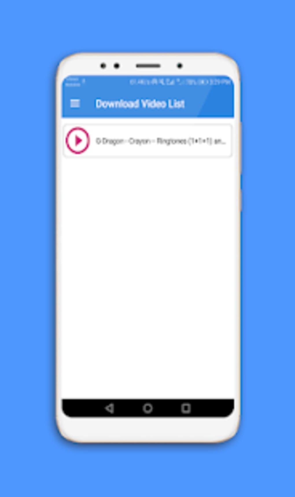 All HD Video Downloader - 4k Video Downloader for Android