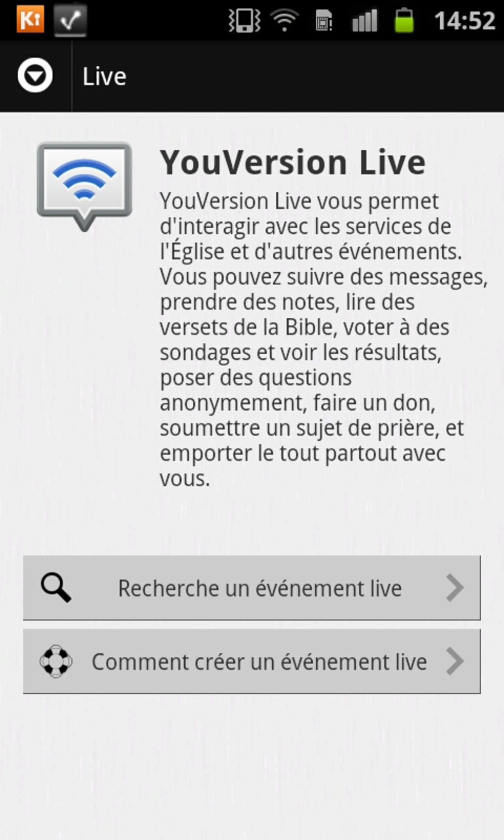 Télécharger Bible Reader - 01net.com - Telecharger.com