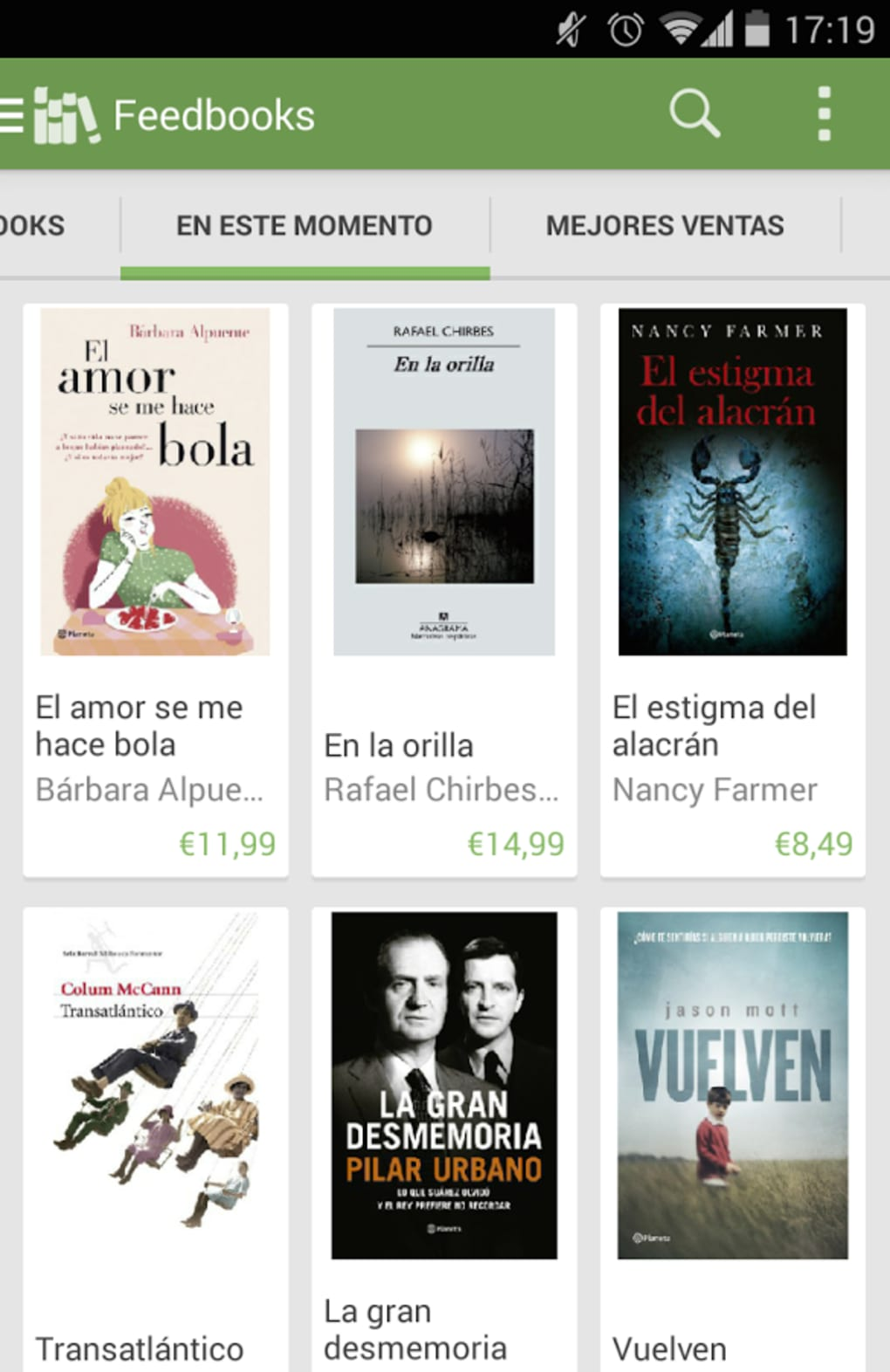 Aldiko Book Reader for Android - Download