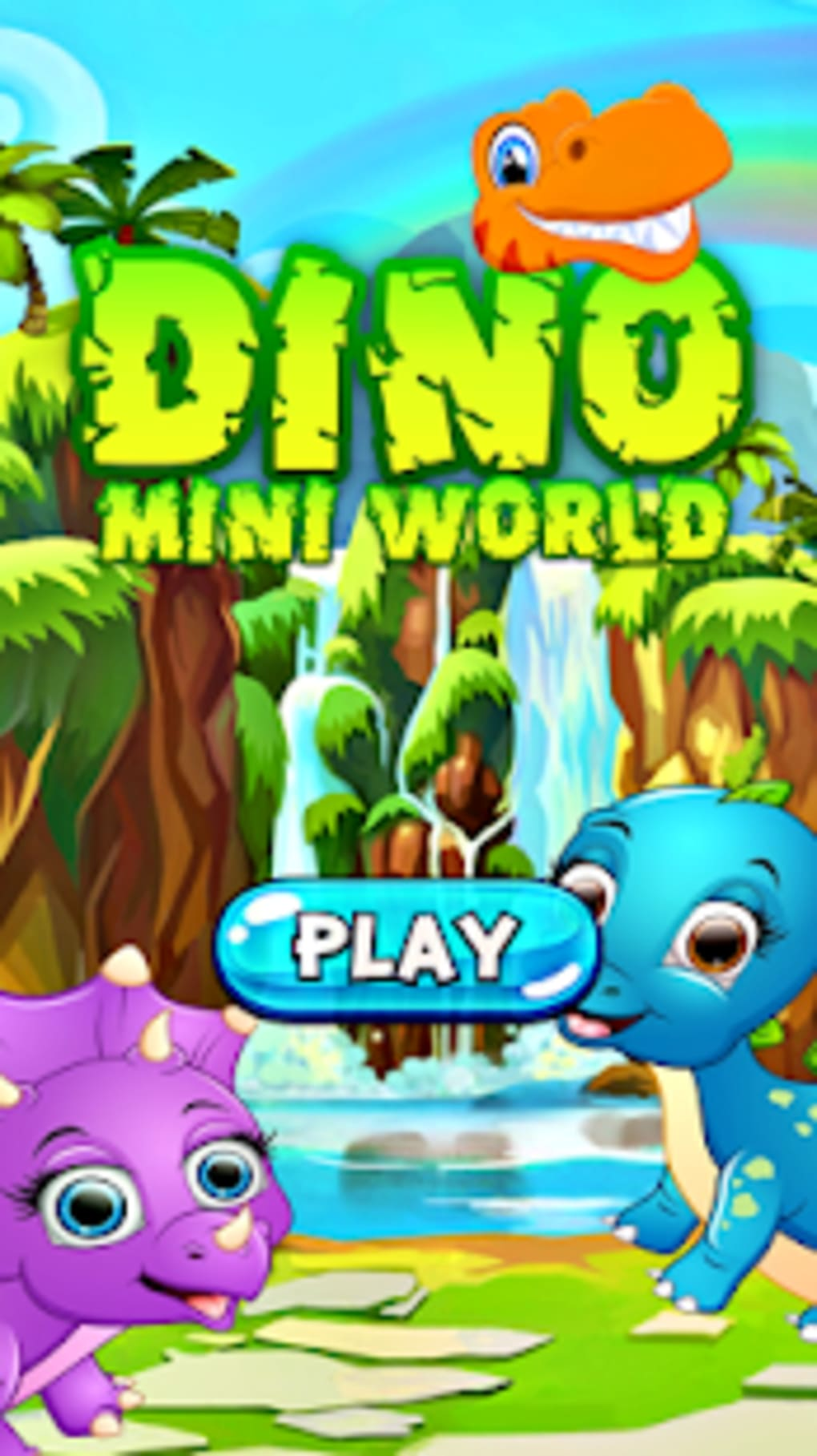 Dino Blasst Cute Mini World 2019 For Android Download