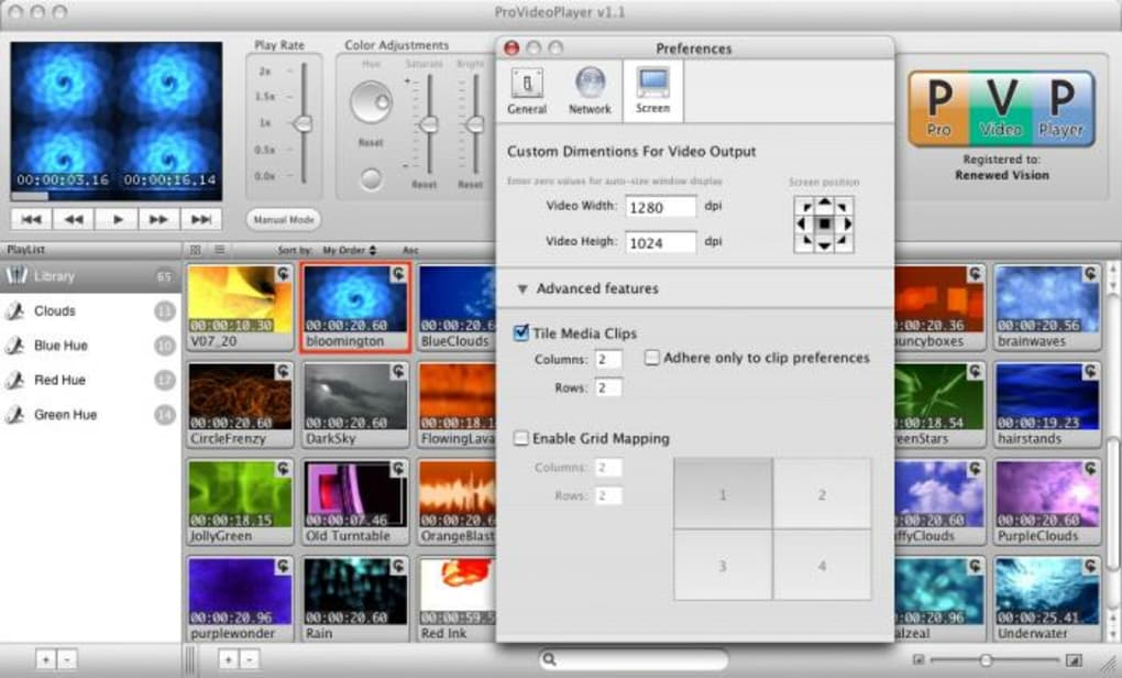 ProVideoPlayer for Mac - Download
