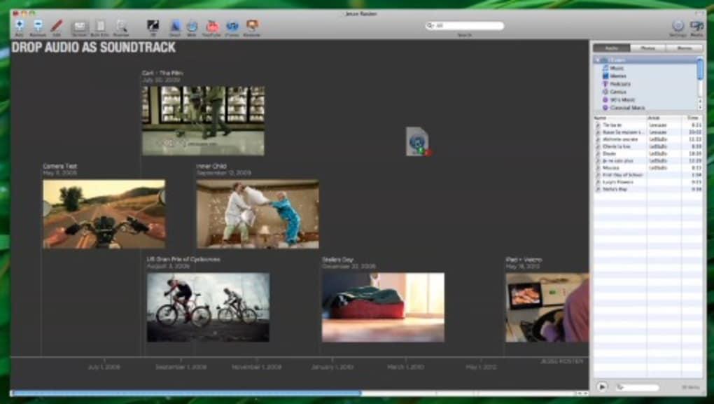 Timeline 3D for Mac - Download