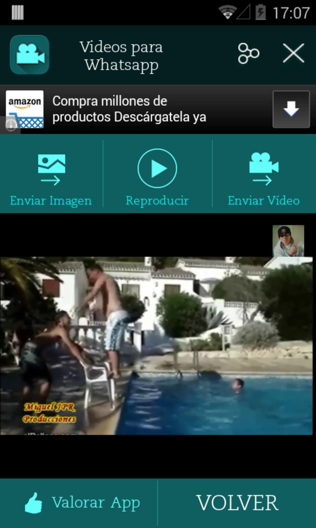 videos chistosos para compartir en wasap