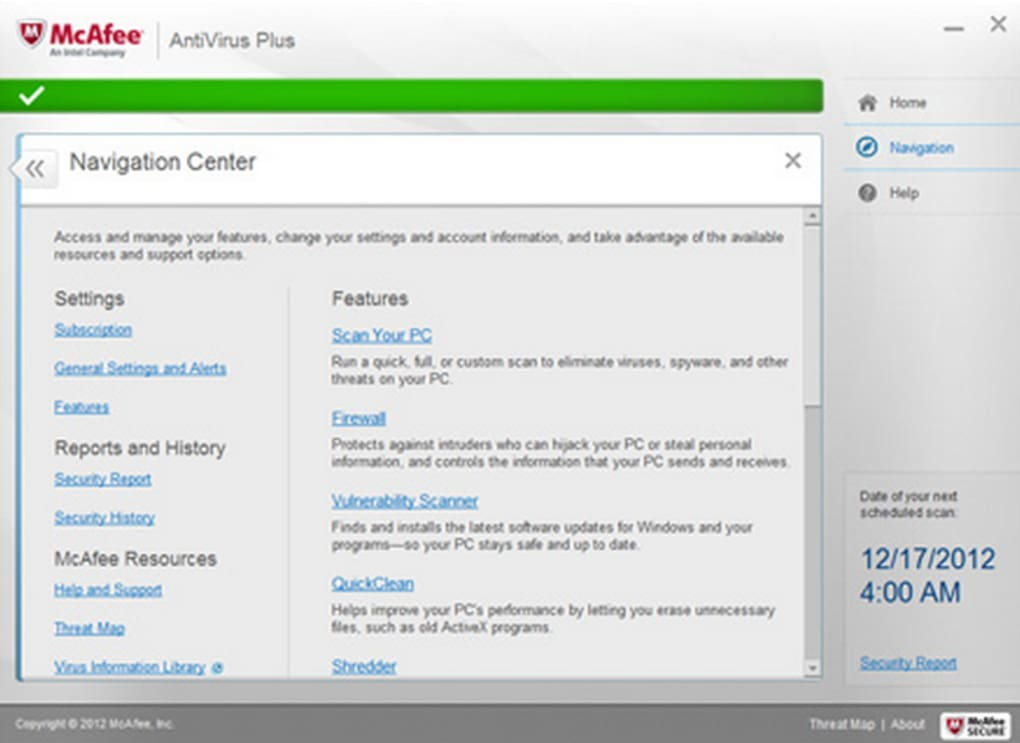 McAfee AntiVirus Plus - Download