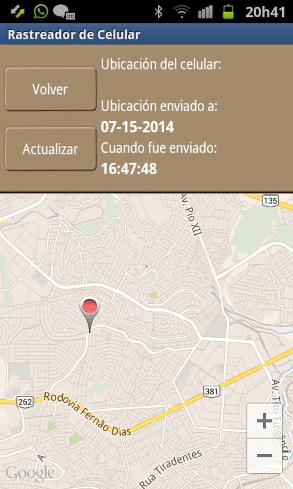 Localizador de celular gratis en español