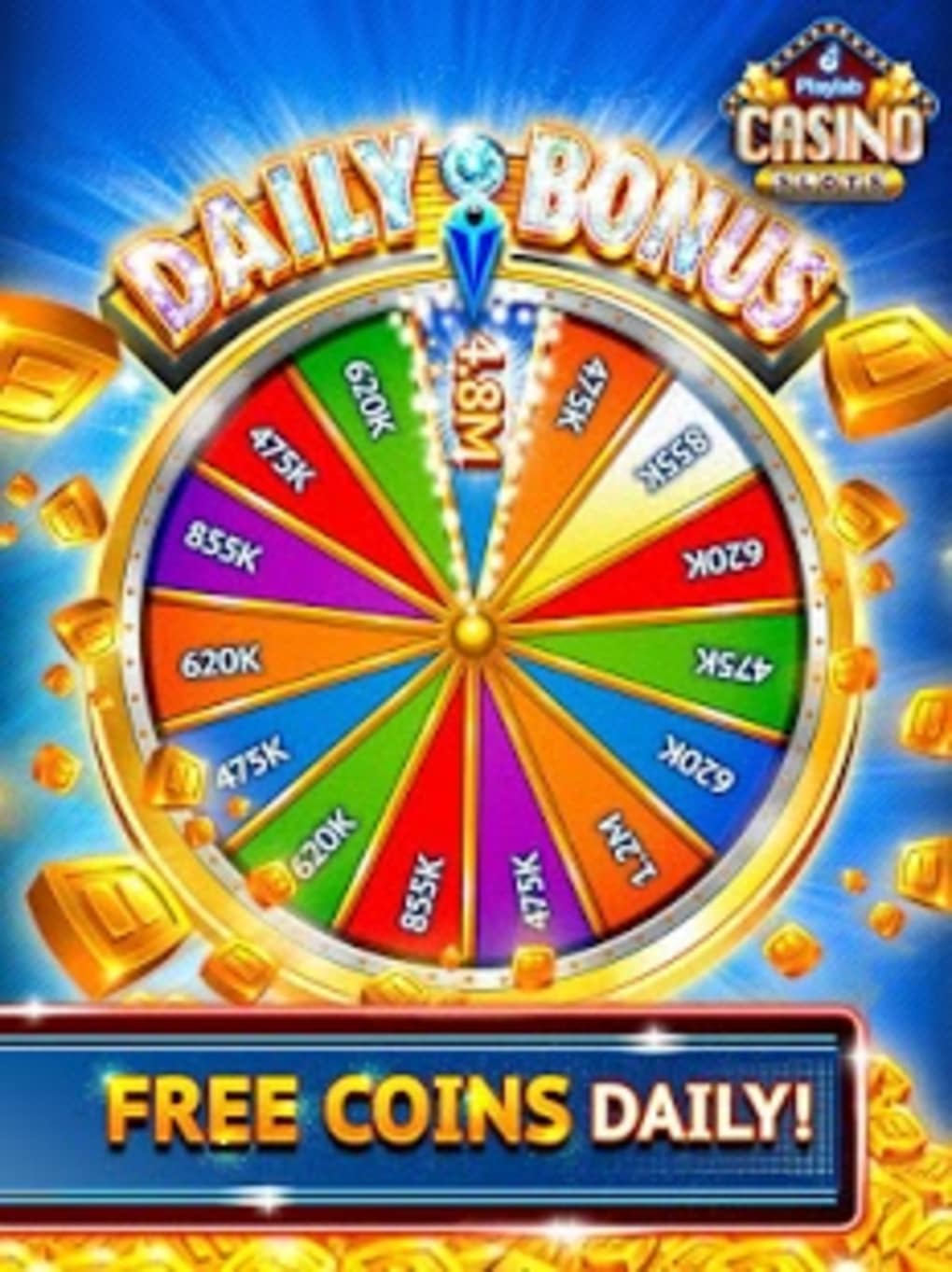 free casino slots for computer
