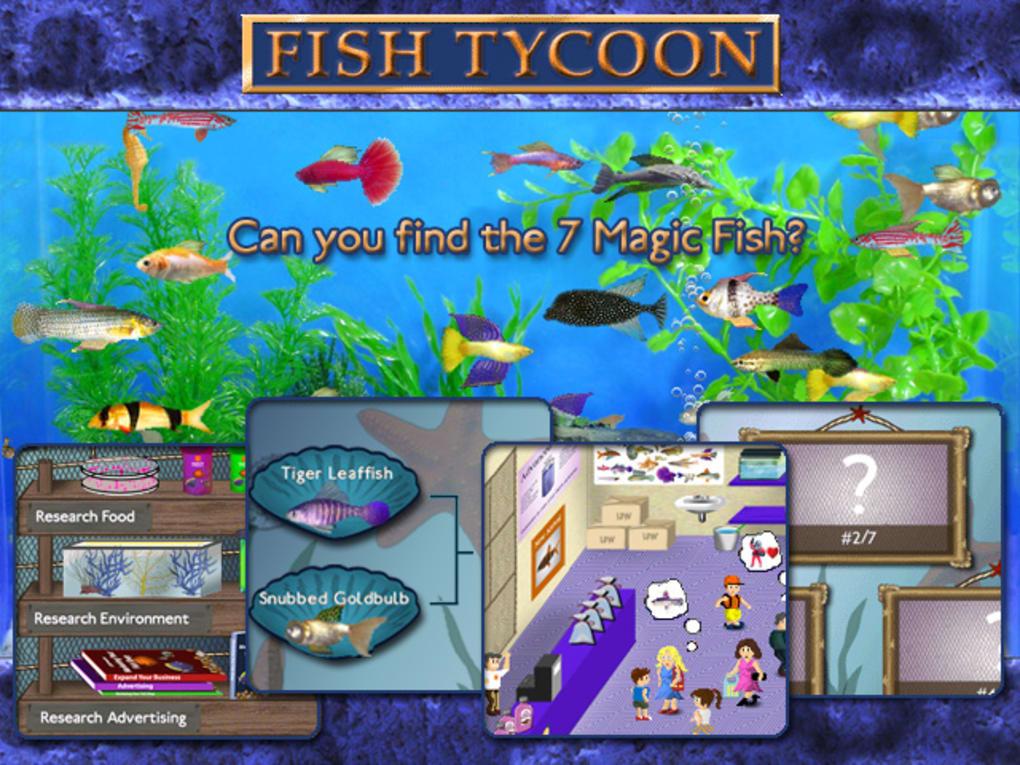 Aquarium Widget For Mac