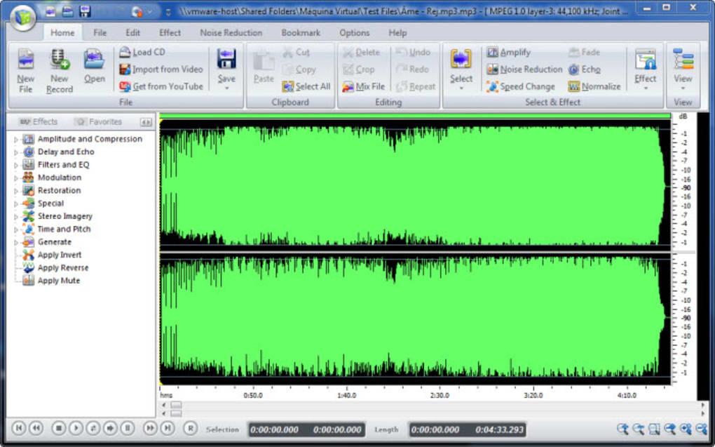 Download Power Sound Editor Free