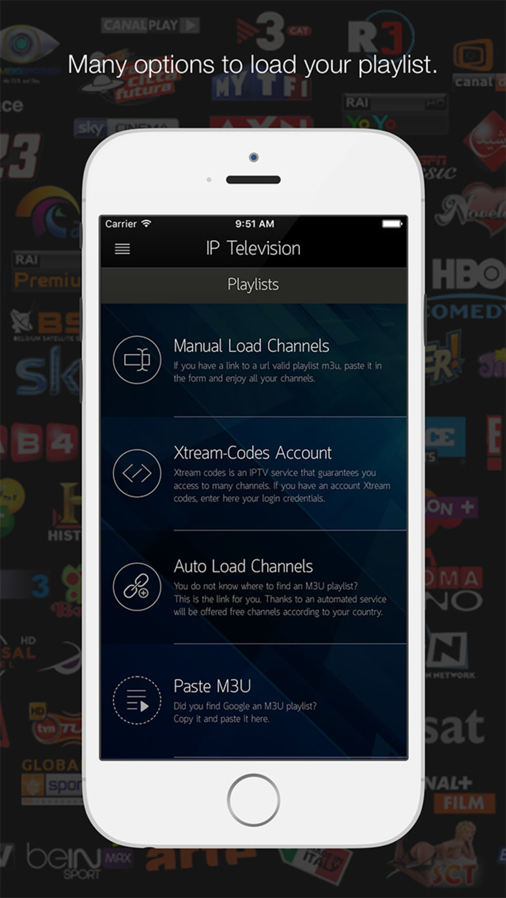 IP Television per iPhone - Download