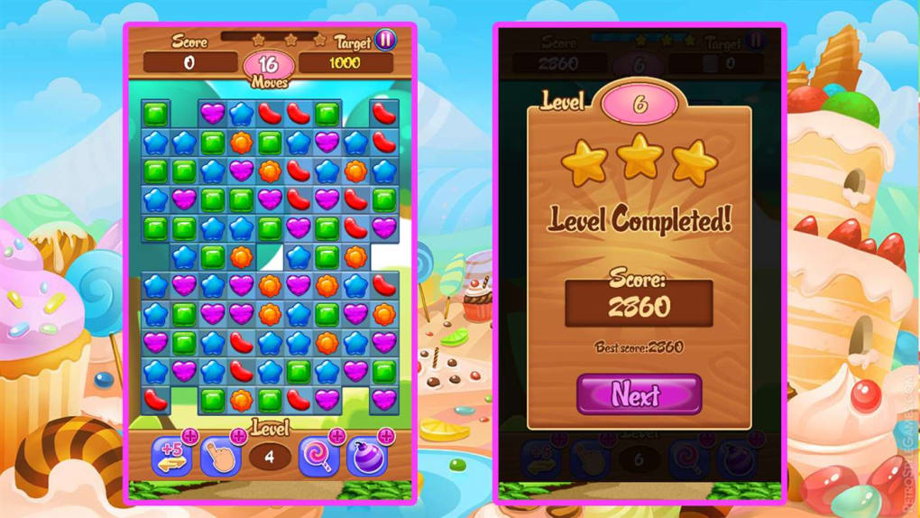 Image result for Candy Smash Mania game pic