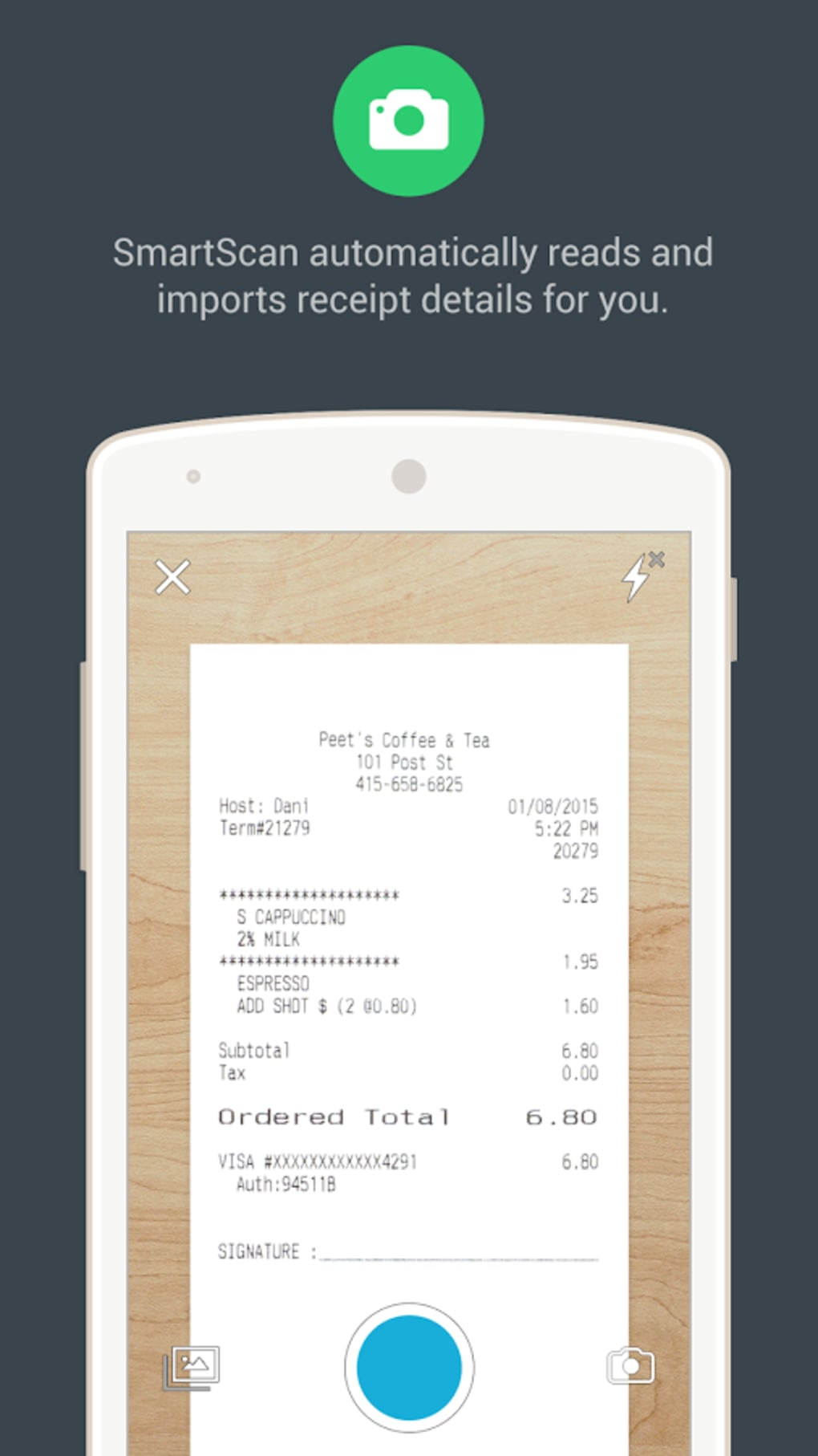 Expensify - Expense Reports for Android - Download