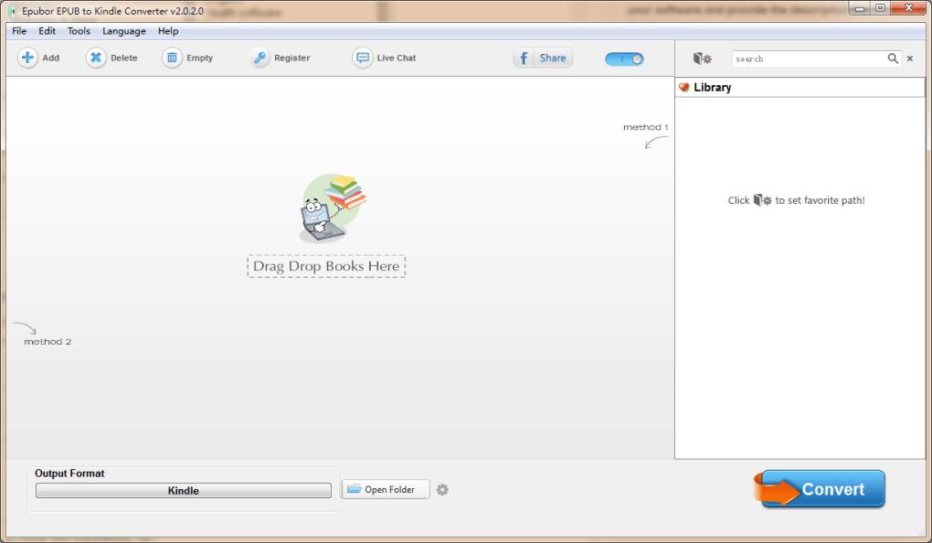 ePub to Mobi Converter - Download