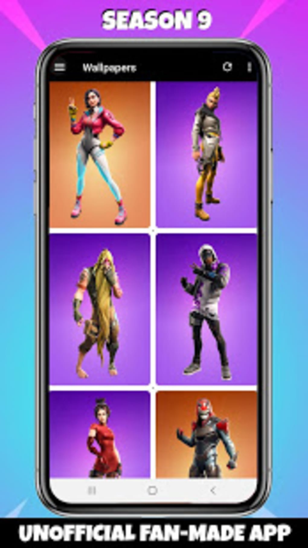 Fortnite Wallpapers For Tech