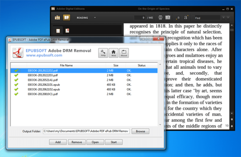 adobe drm epub download for android