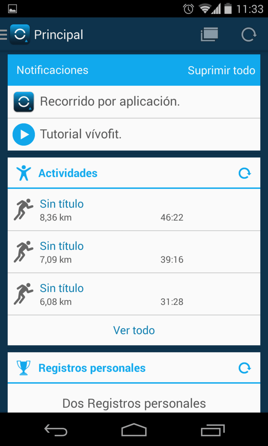 Garmin Connect™ Mobile for Android - Download