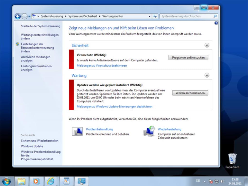windows 7 professional 32 bit download iso deutsch