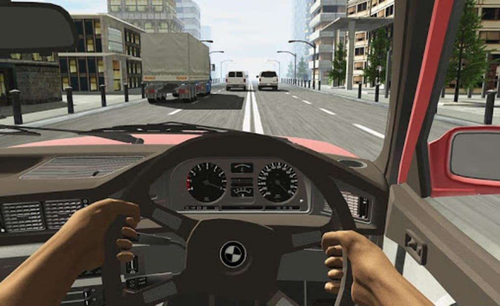 Racing In Car >> Android Icin Racing In Car City Indir