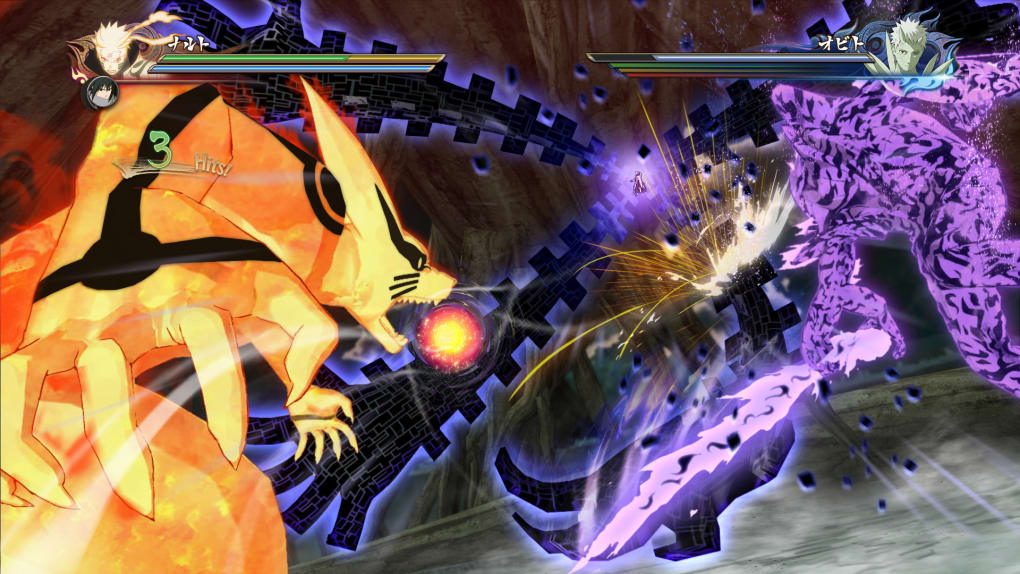 naruto shippuden ultimate ninja storm revolution mugen download android