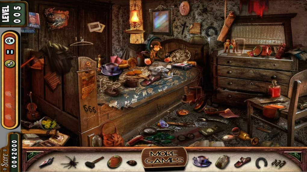 Hidden Objects Sherlock Holmes Mystery Mysterious House Download