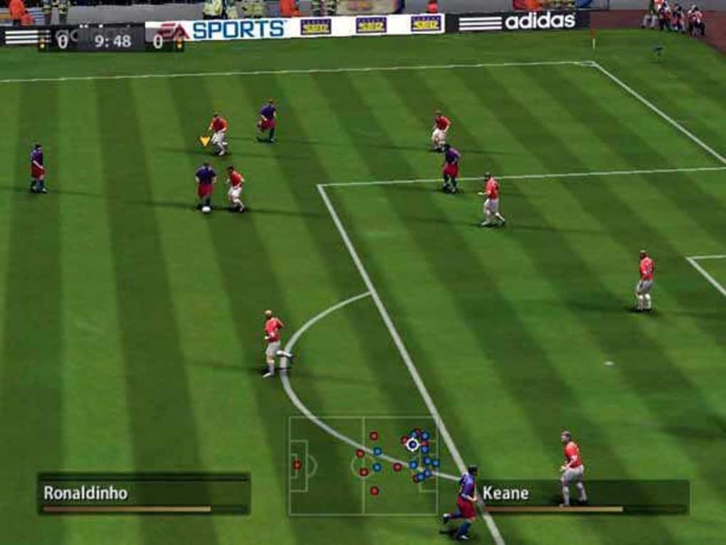 Fifa 06 screenshots gallery screenshot 1/20 gamepressure. Com.