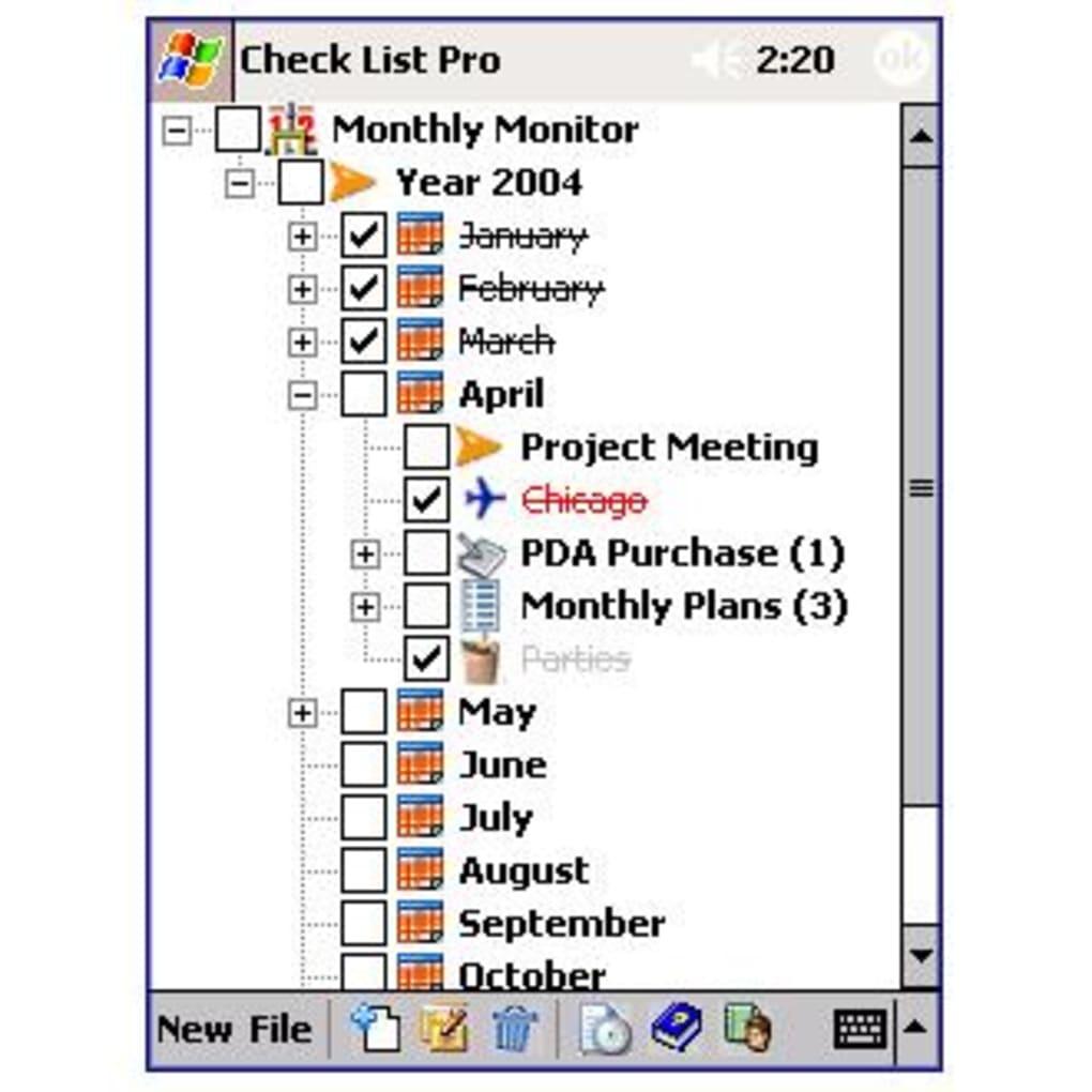 Check List Pro