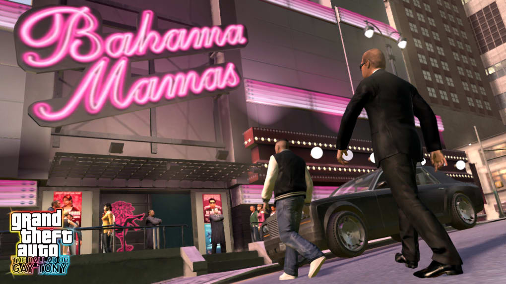 Grand Theft Auto: Episodes from Liberty City - Download