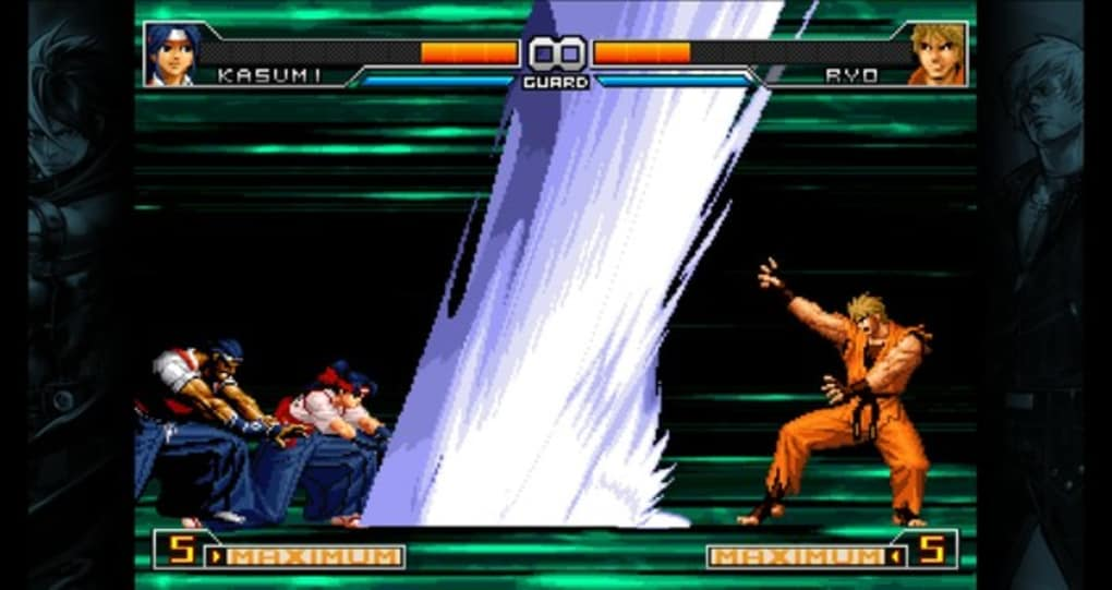 THE KING OF FIGHTERS 2002 UNLIMITED MATCH - Download
