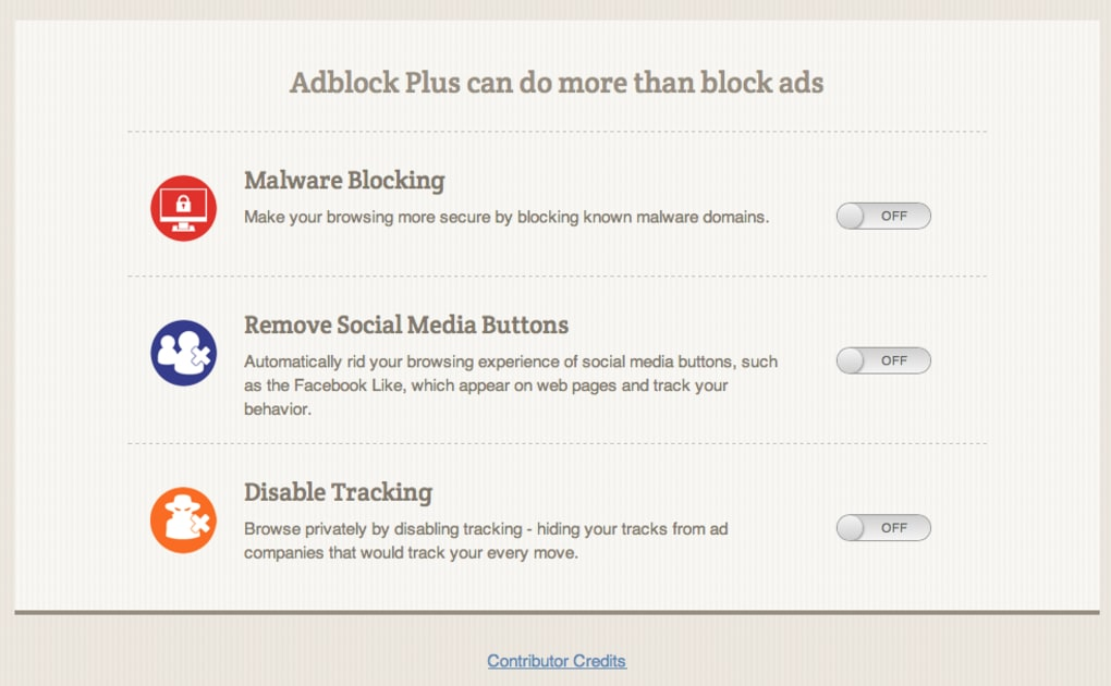"You can also get AdBlock for Safari or Opera from getadblock.com. PS: Like  it? Please click ""+1"" above and Share about it. Thanks for your support!"