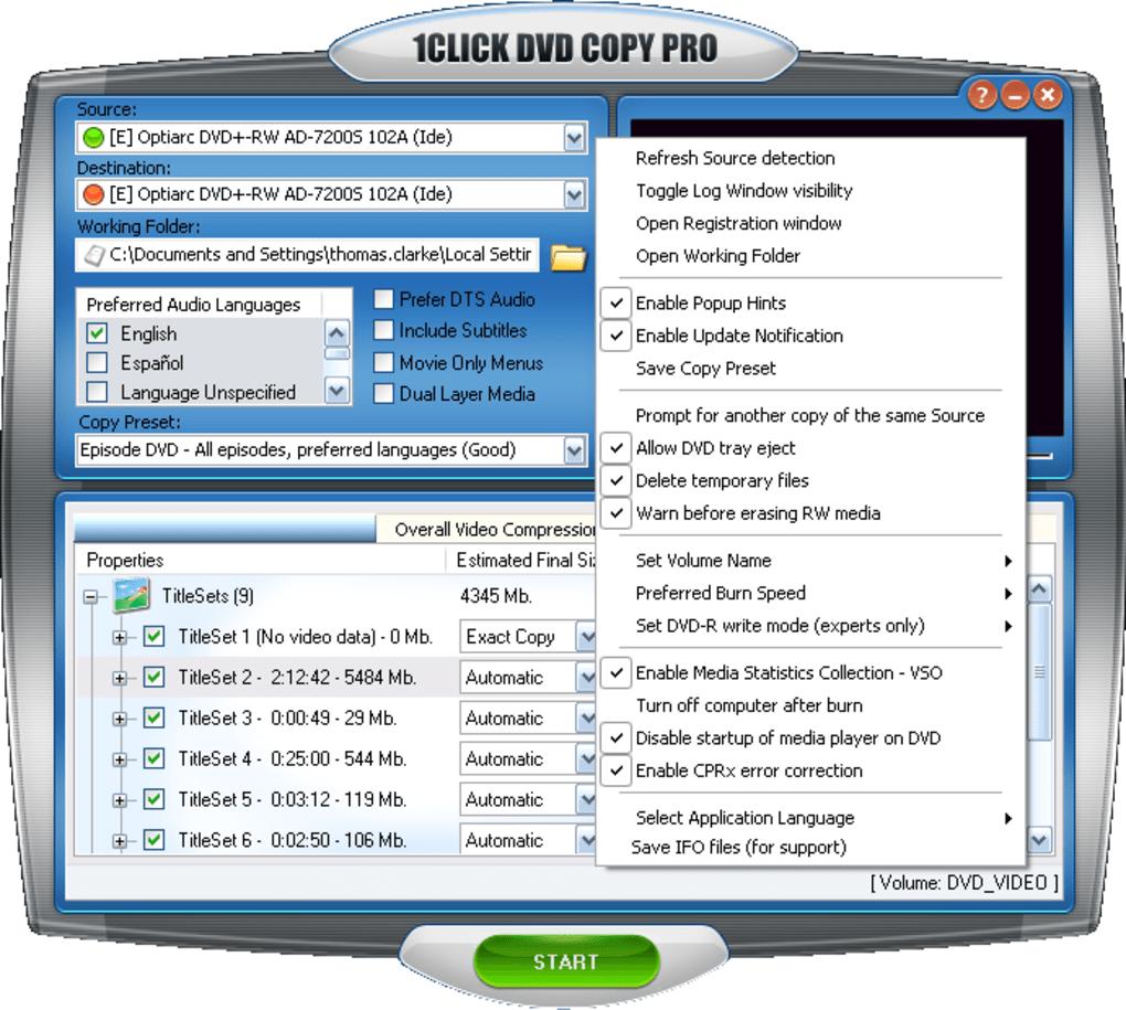 1Click DVD Copy Pro 4 discount