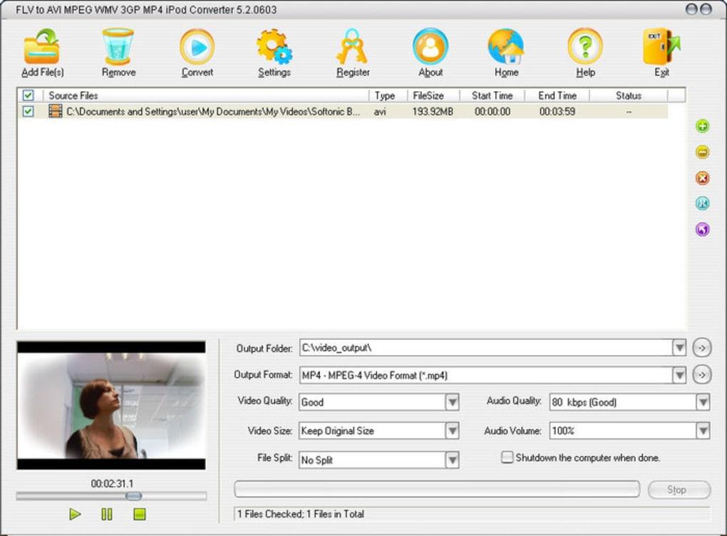 Principales fonctionnalités - Assemblage : Free AVI/MPEG/WMA/MP4/FLV Video Joiner permet d'assembler facilement plusieurs vidéos. Il dispose de tous les outils nécessaires pour ce genre de ...