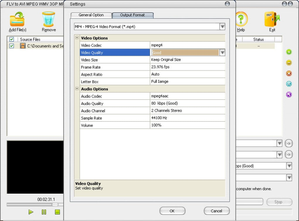free download flv to avi converter with serial key