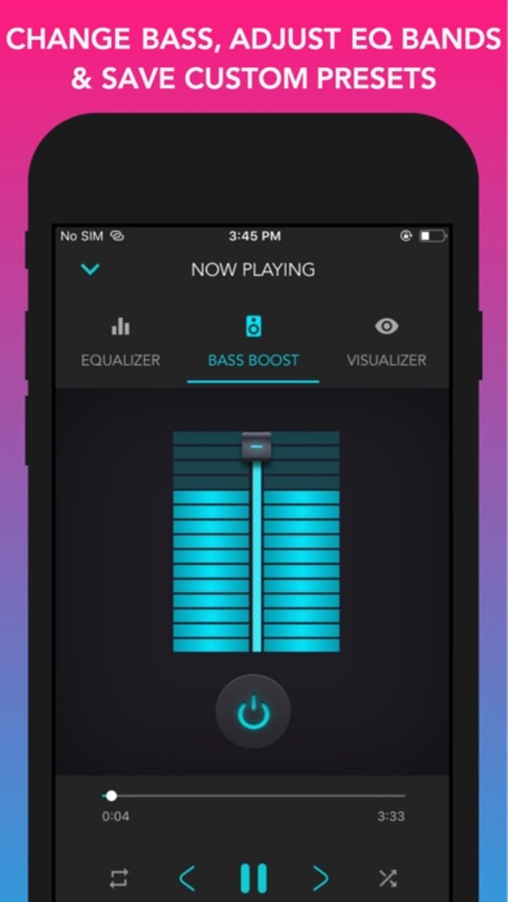 Bass Booster & EQ Amplifier for iPhone - Download