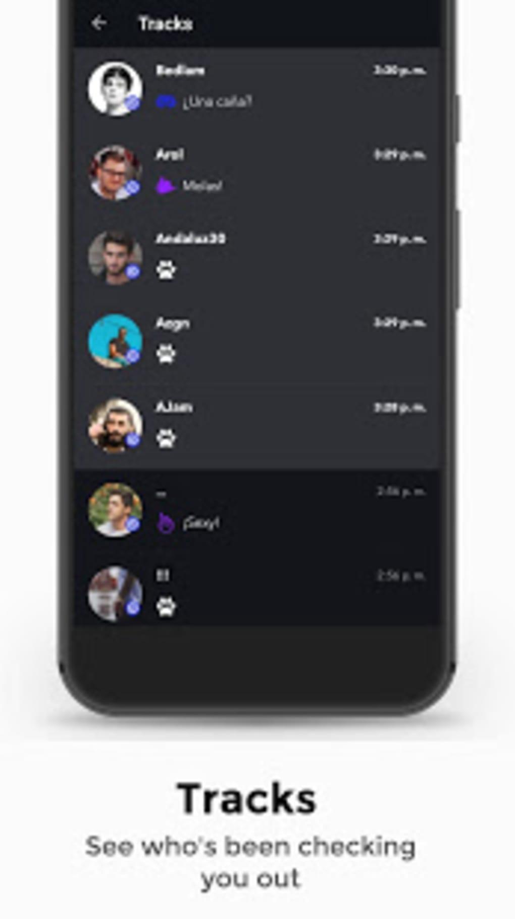 Descargar omegle video para android