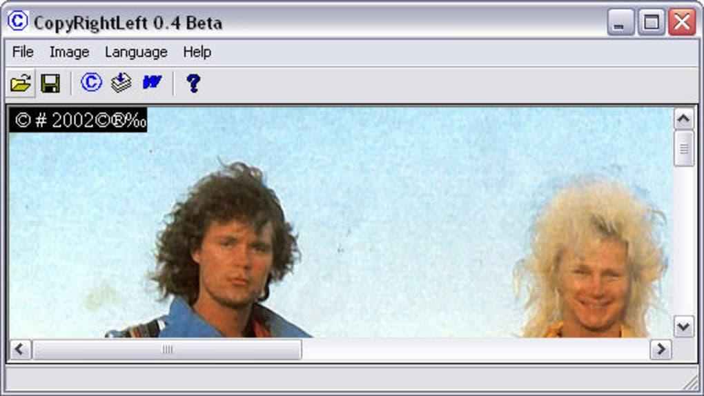 copyrightleft 0.4 beta