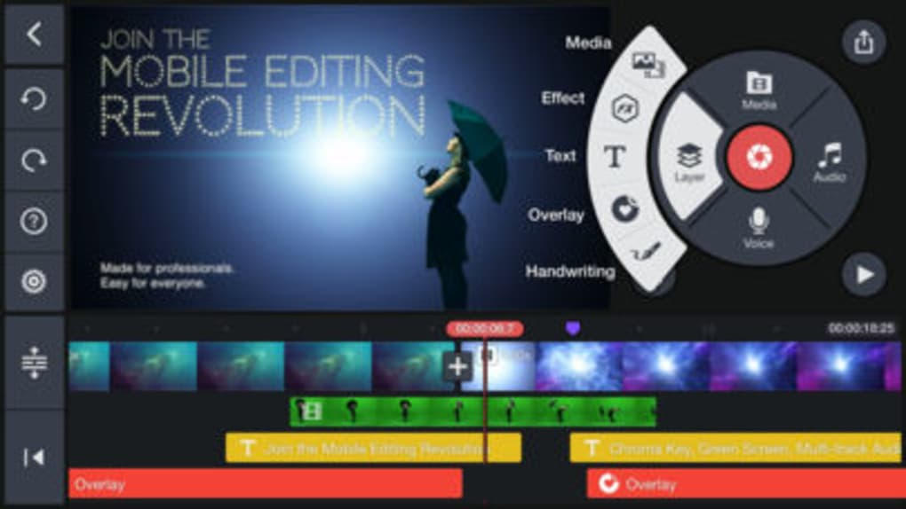 KineMaster - Pro Video Editor for iPhone - Download