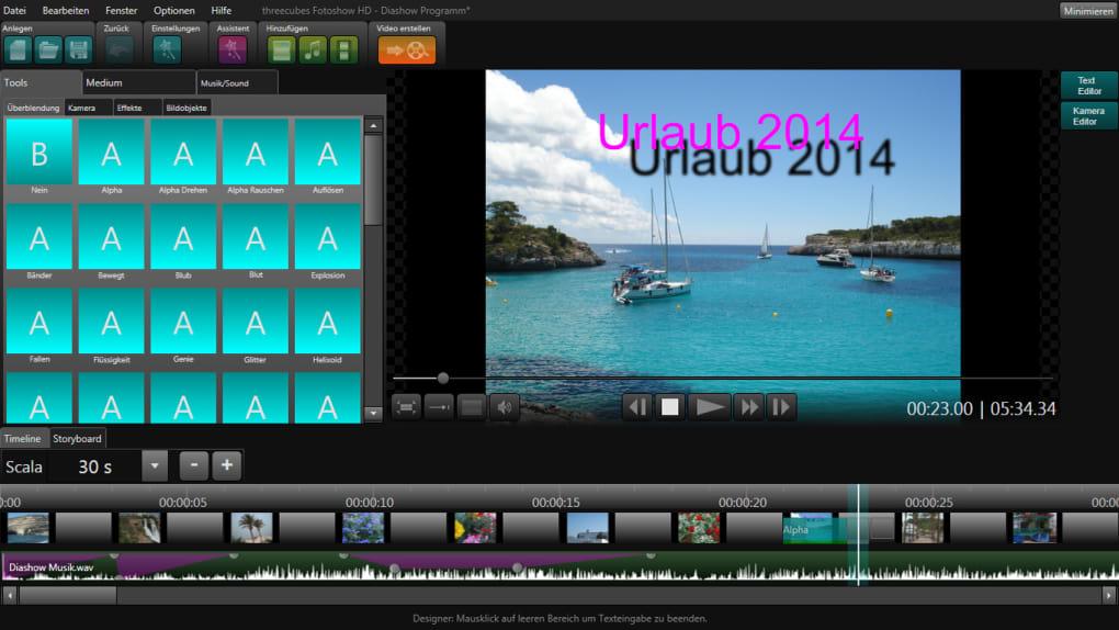 Threecubes Slideshow Hd Download