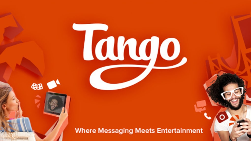 Tango - Go Live Stream Broadcast Live Video Chat pour Android - Télécharger