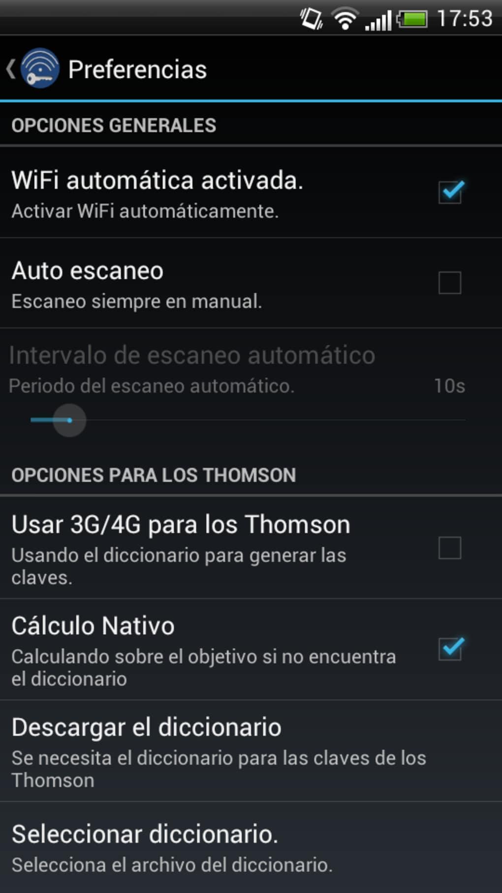 aplicaciones para descifrar claves wifi en android router keygen