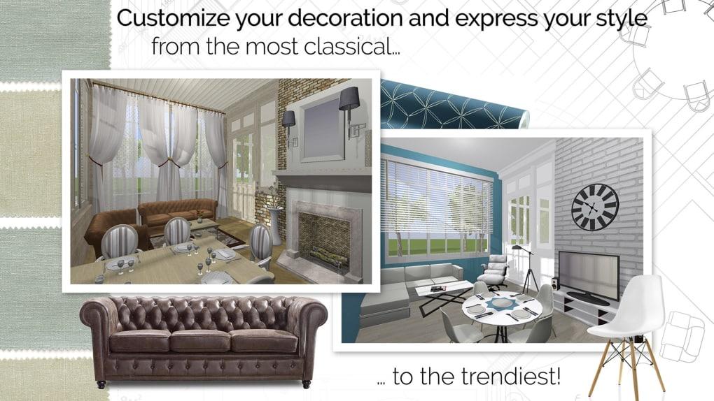 Home Design 3D. PROS