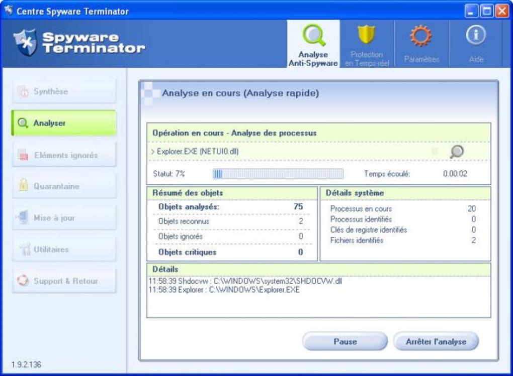 spyware terminator 2015 gratuit