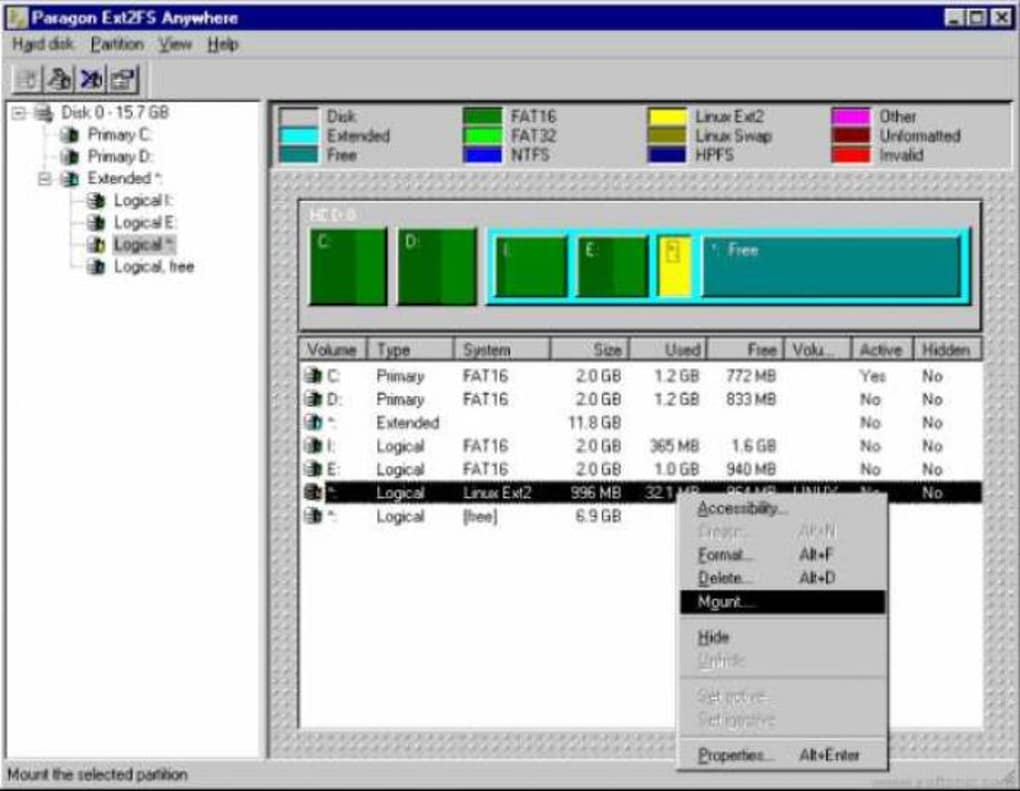 Paragon Hard Disk Manager - Descargar
