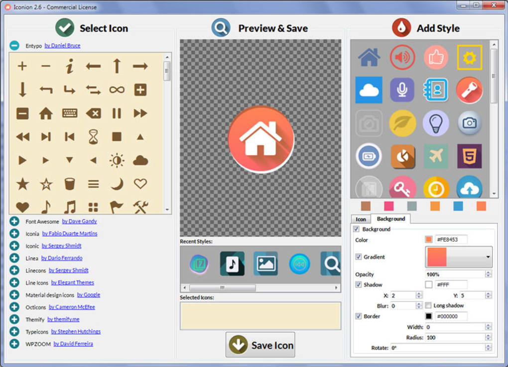 Iconion Icon Maker - Download
