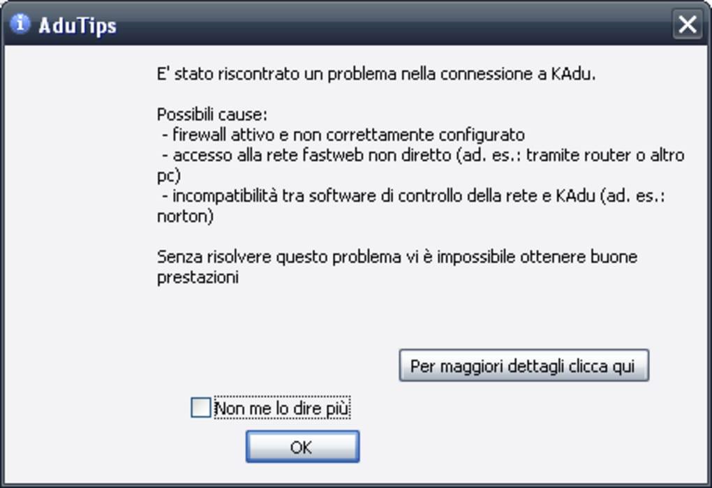 emule adunanza 3.16 gratis in italiano