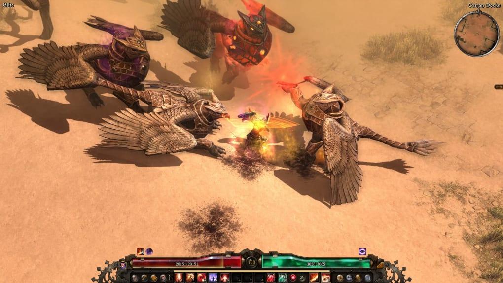 Grim Dawn - Forgotten Gods Expansion - Download