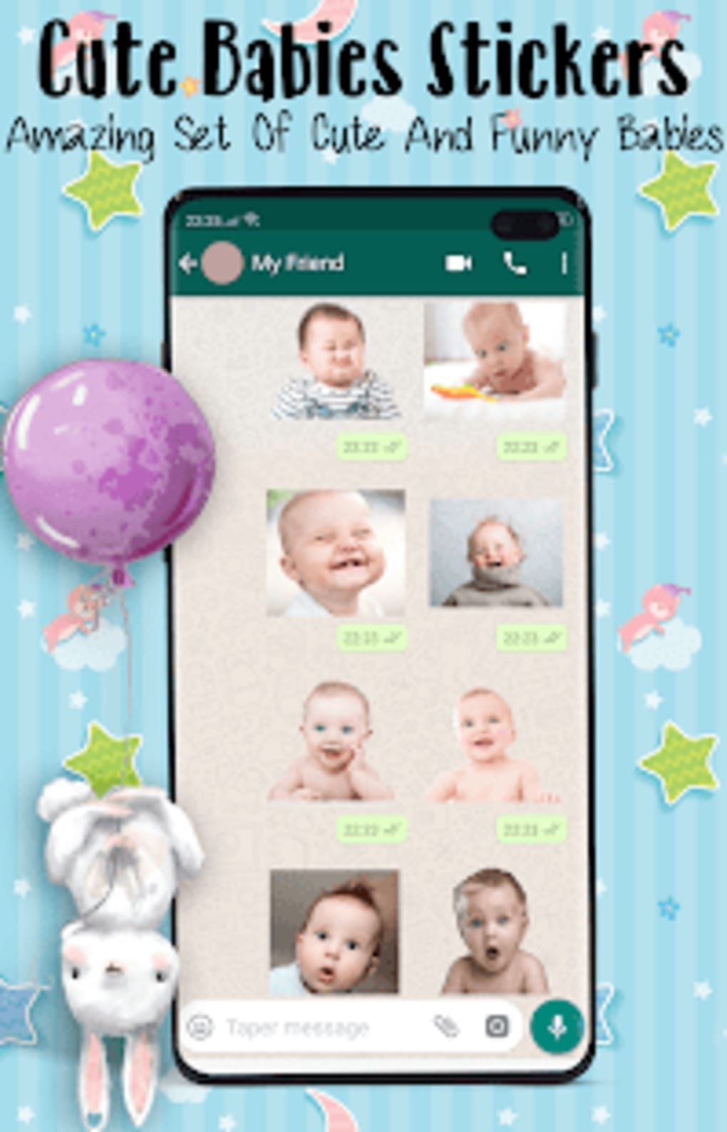 Babies Stickers For Whatsapp 2021 Apk For Android Download