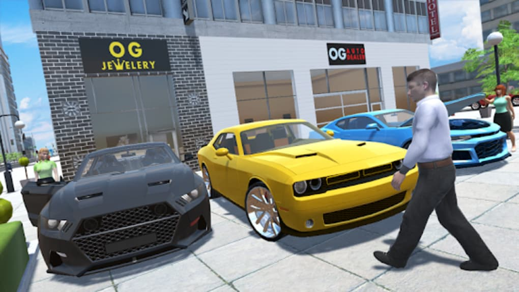 Muscle Car Simulator For Android Download