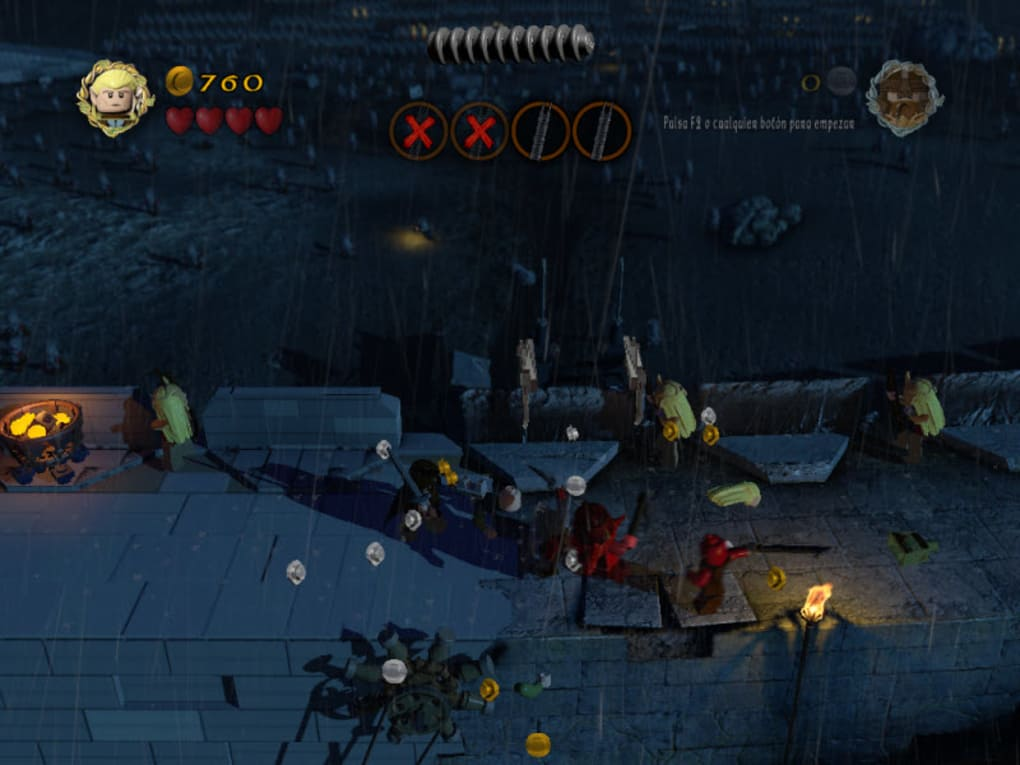 lego lord of the rings pc games free download