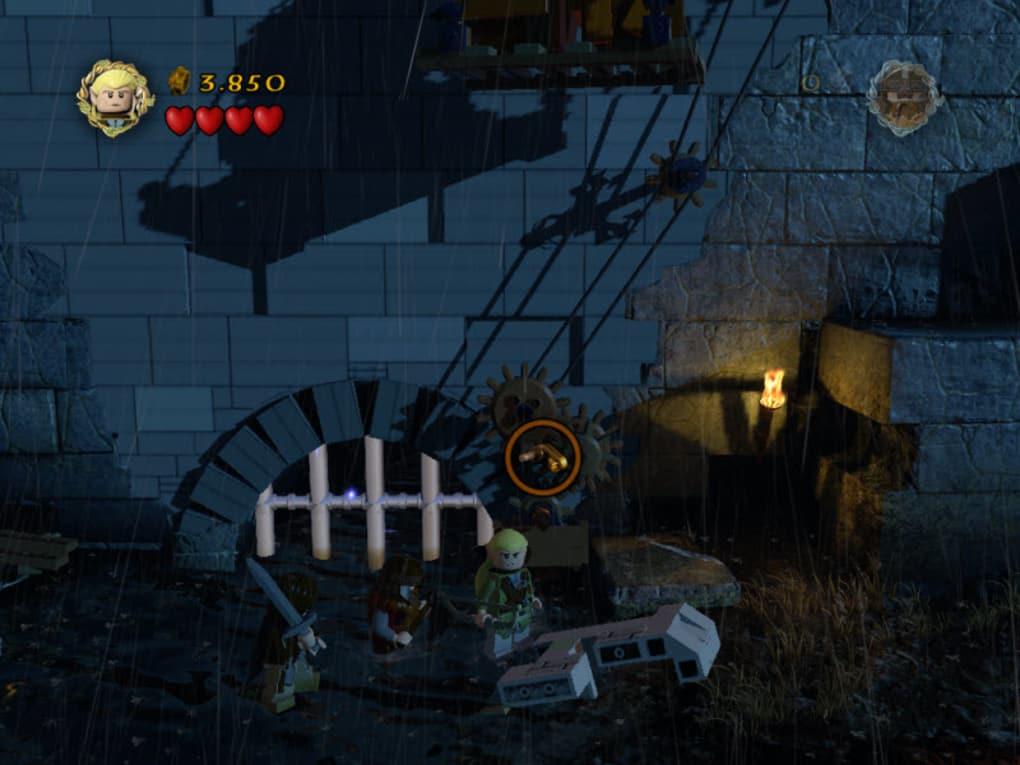 Lego Der Herr Der Ringe Download