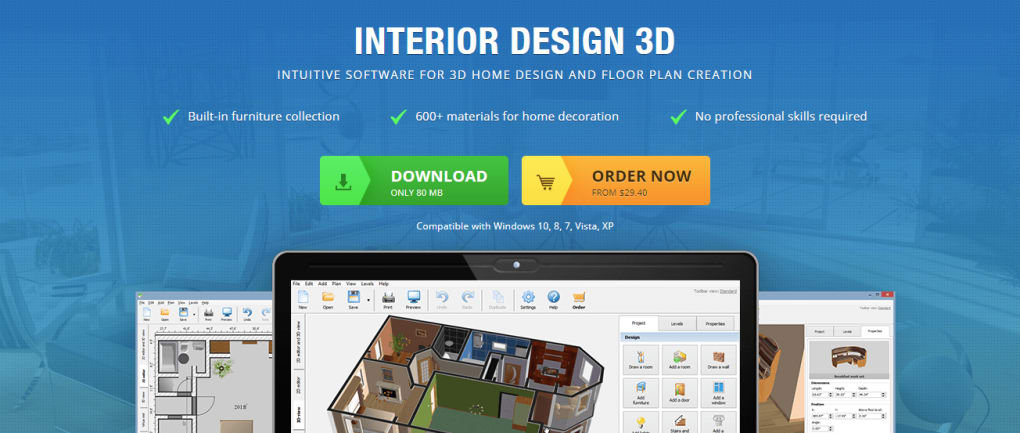 Design Floor Plans And View Your Dream Home In 3D